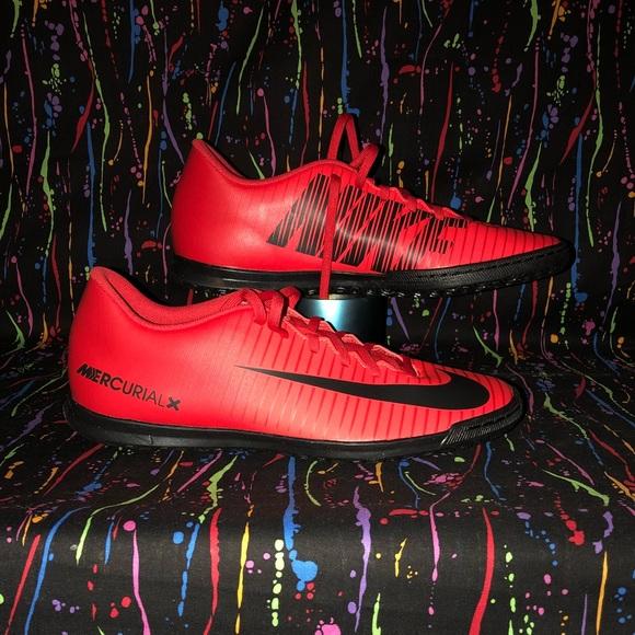 huge discount 92302 1af72 Nike Mercurial X Vortex III 3 IC Indoor Soccer